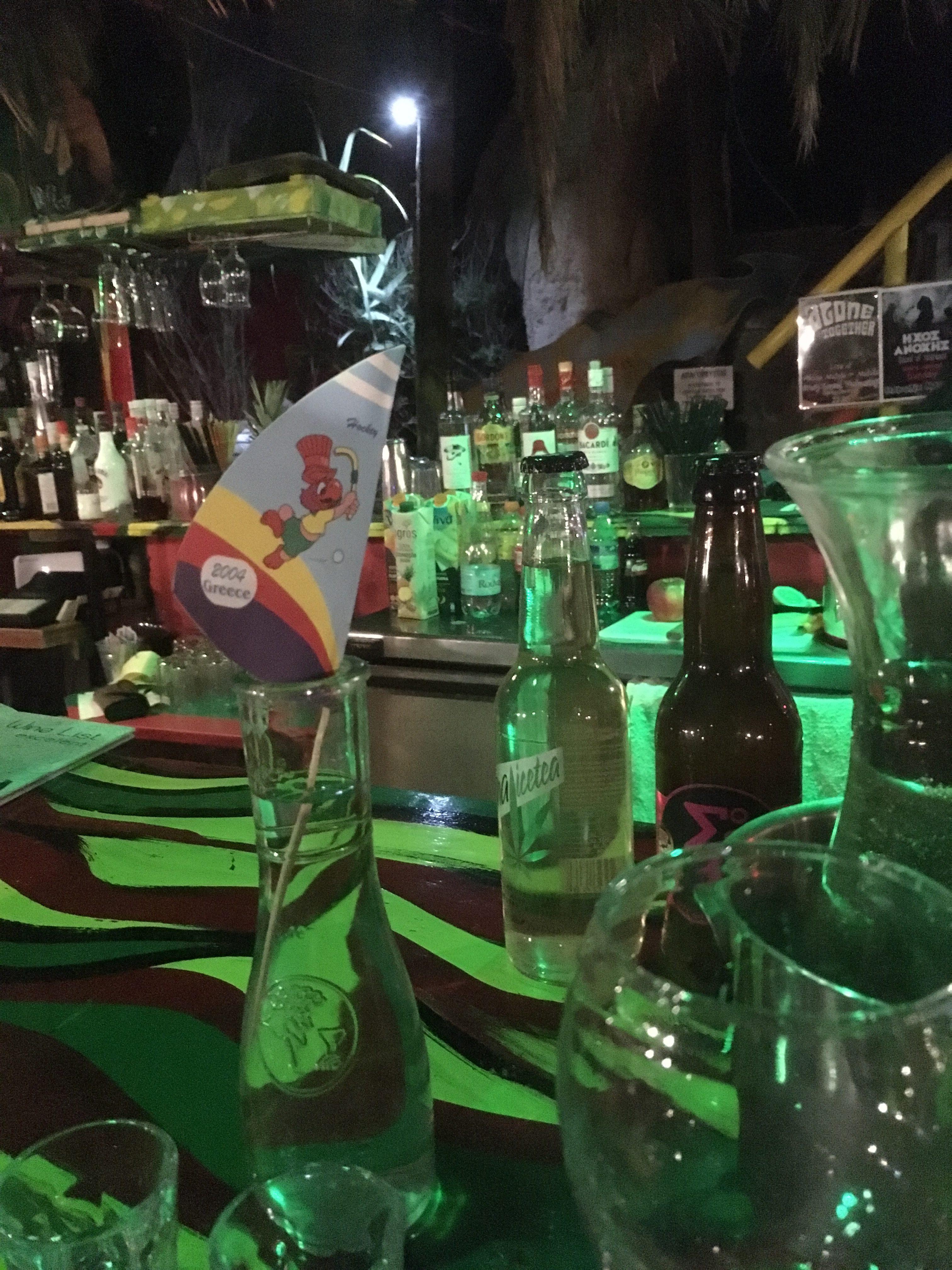 Hakuna Matata Bar, Matala