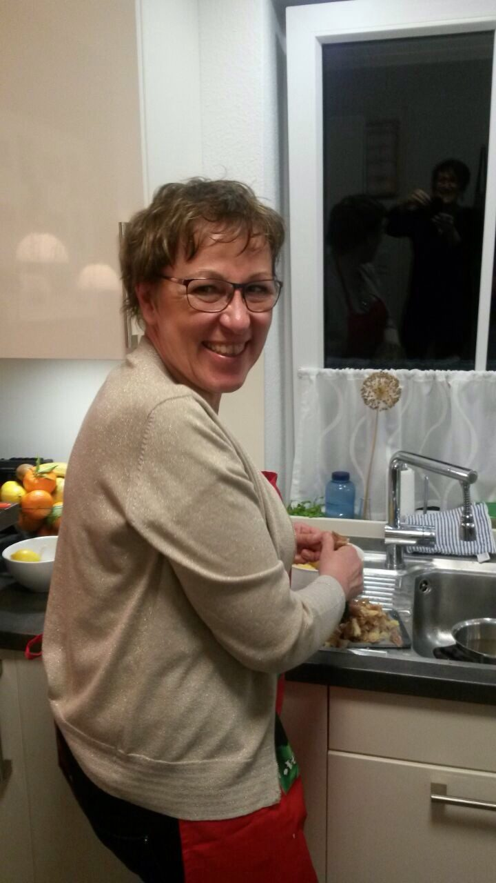 Baking in my kitchen